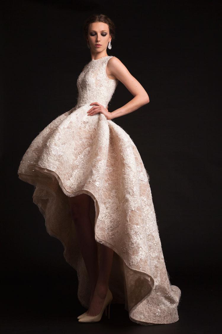 Krikor Jabotian Couture Spring/Summer 2015