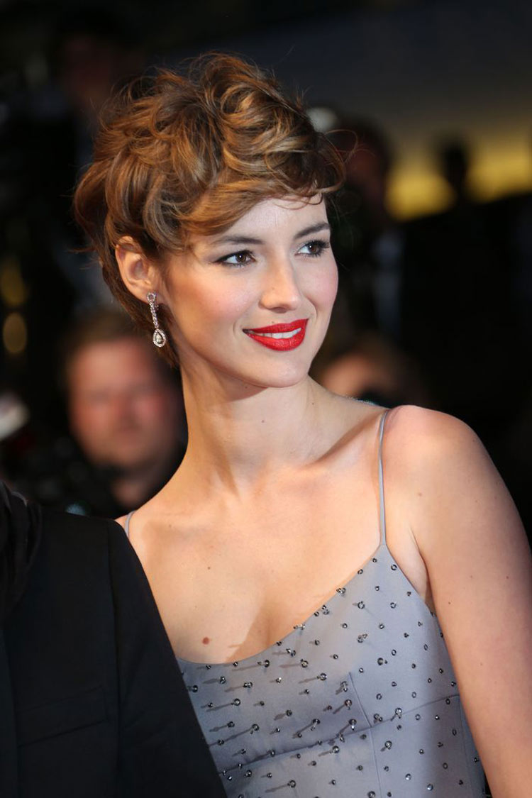 Louise Bourgoin at the 2015 Cannes Film Festival