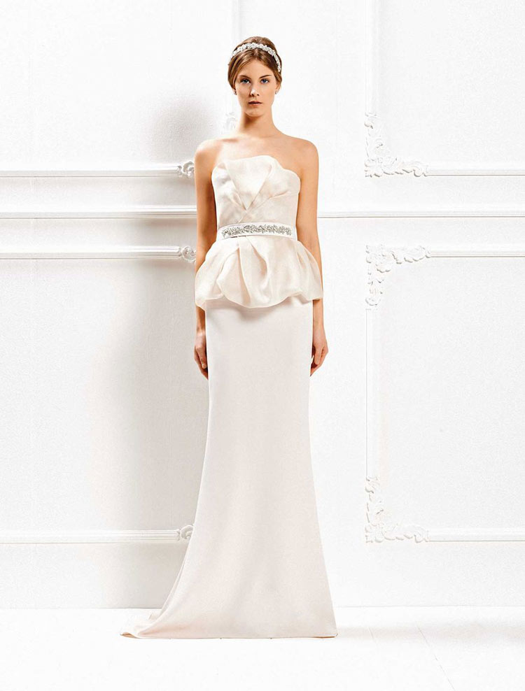 Azalea dress, Max Mara Bridal 2015