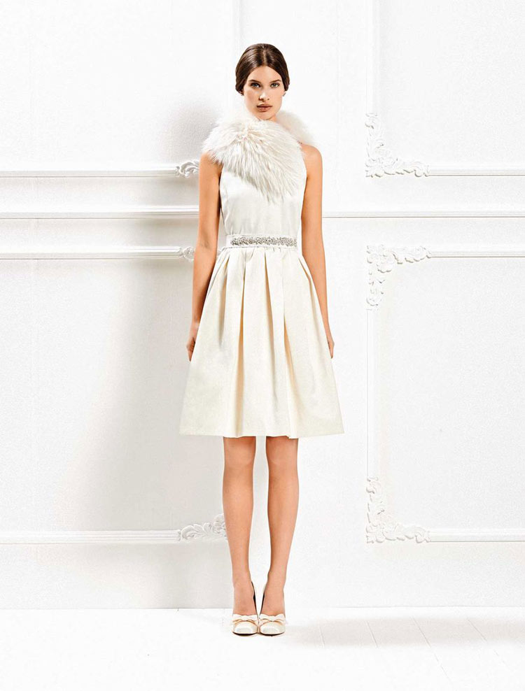 Mentha dress, Max Mara Bridal 2015