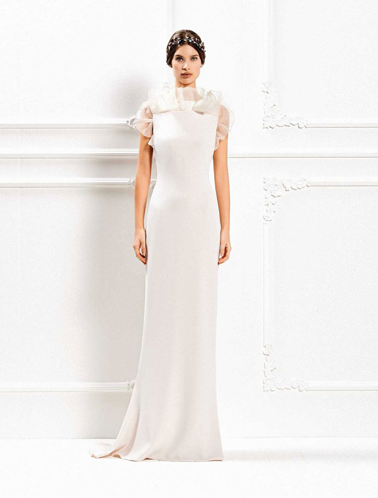 Alcea dress, Max Mara Bridal 2015