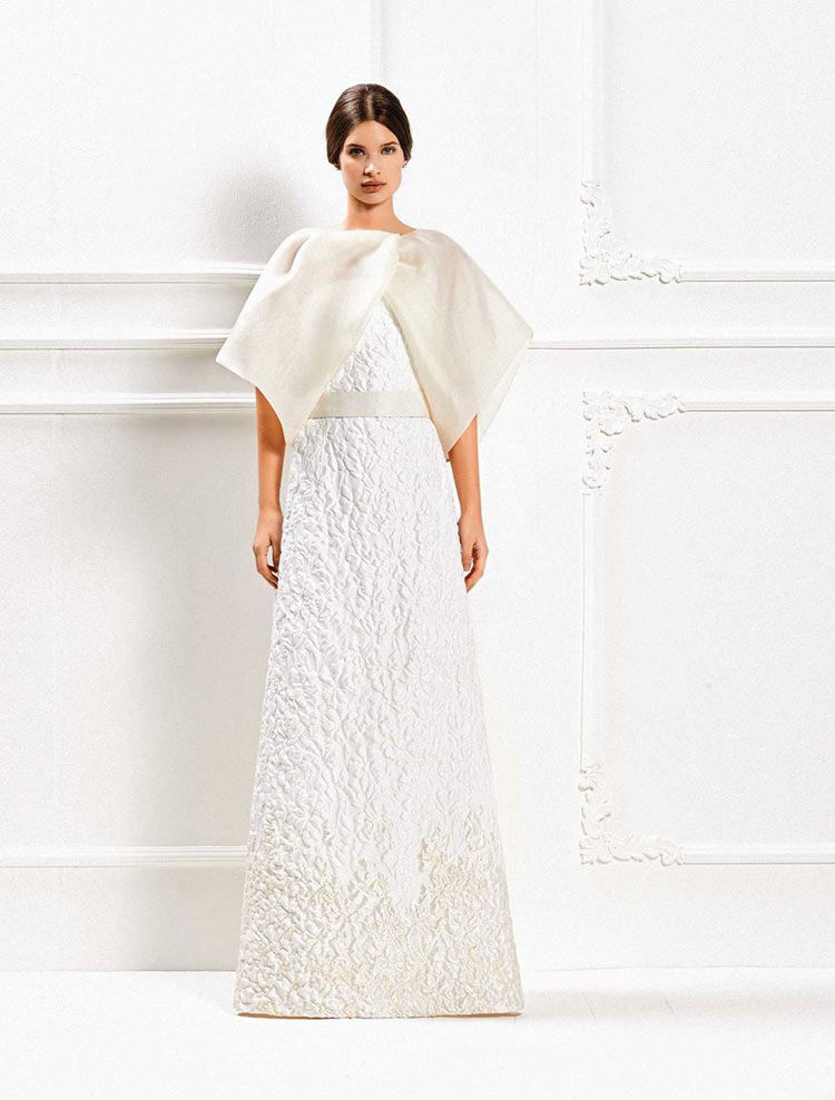 Isabeli dress, Max Mara Bridal 2015