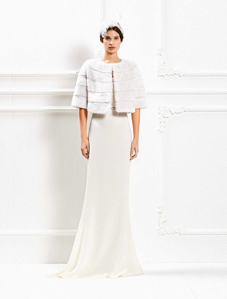 Prunus dress, Max Mara Bridal 2015