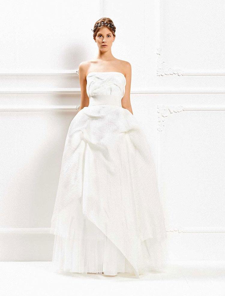 Thistle dress, Max Mara Bridal 2015