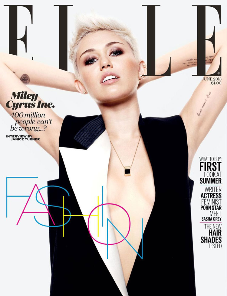 Paper Magazine Miley Cyrus Cover