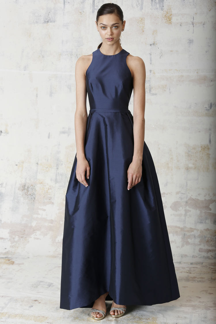 70edc4262fd Monique Lhuillier bridesmaid collection Spring Summer 2015