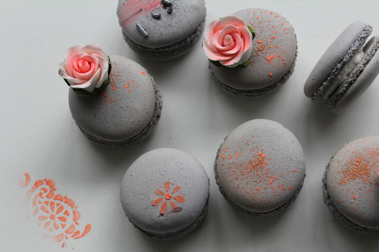 Pastel cupcakes by Nectar & Stone