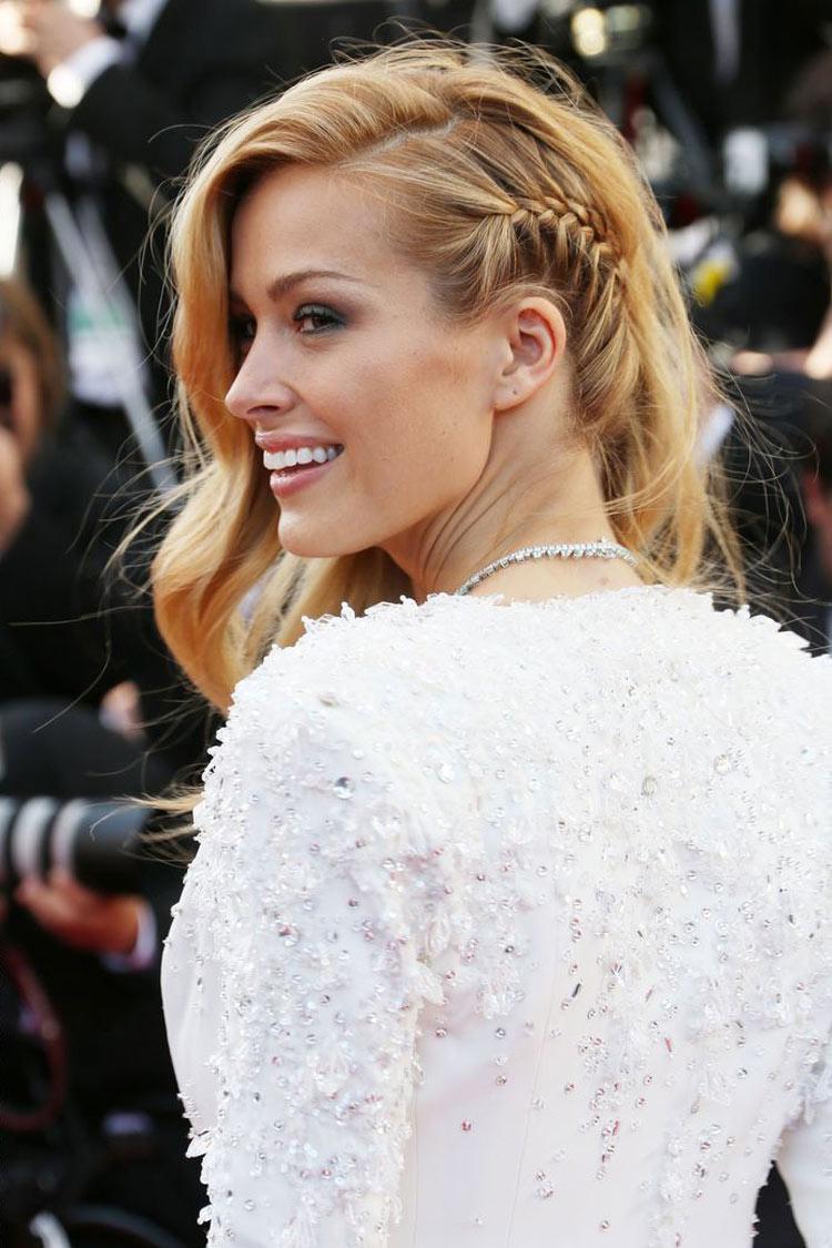 Petra Nemcova at the 2015 Cannes Film Festival