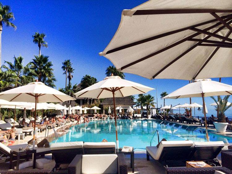 PuroBeach Resort, Marbella, Spain
