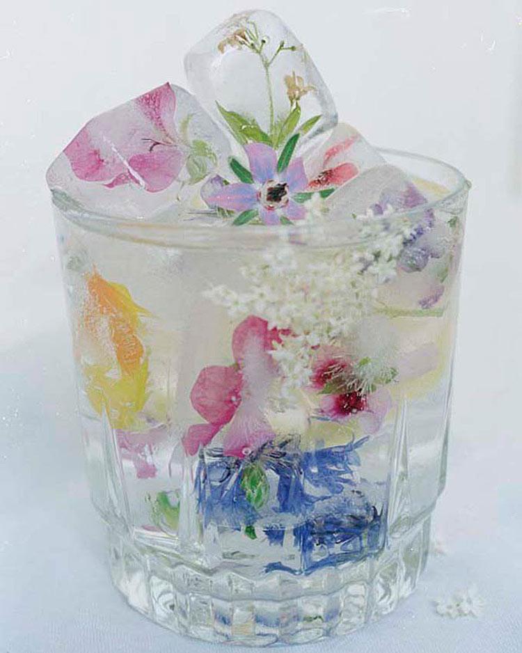 Floral Foods by Rhea Thierstein