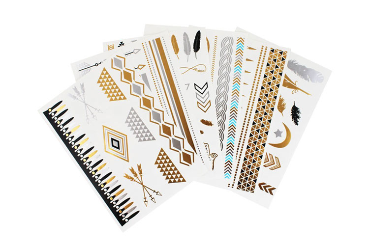 5 Beauty Must-haves for Summer: Flash Tattoos