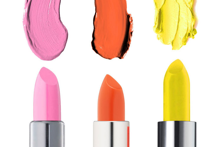 5 Beauty Must-haves for Summer: Vivid Lips