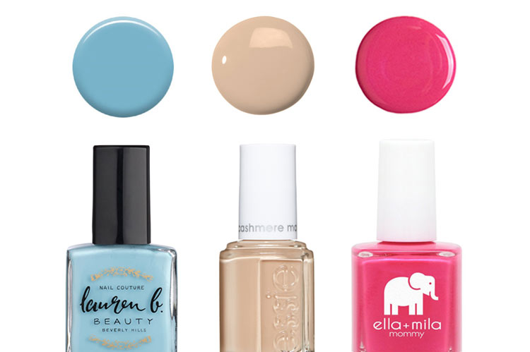 5 Beauty Must-haves for Summer: Colorful Nails