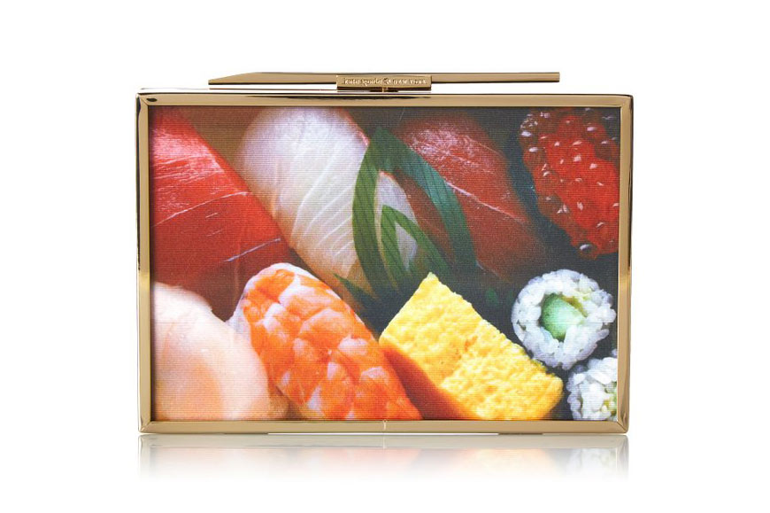 Kate Spade Hello Tokyo Bento Box Clutch