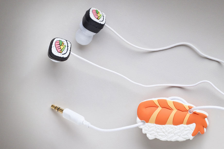 Sushi Earbuds