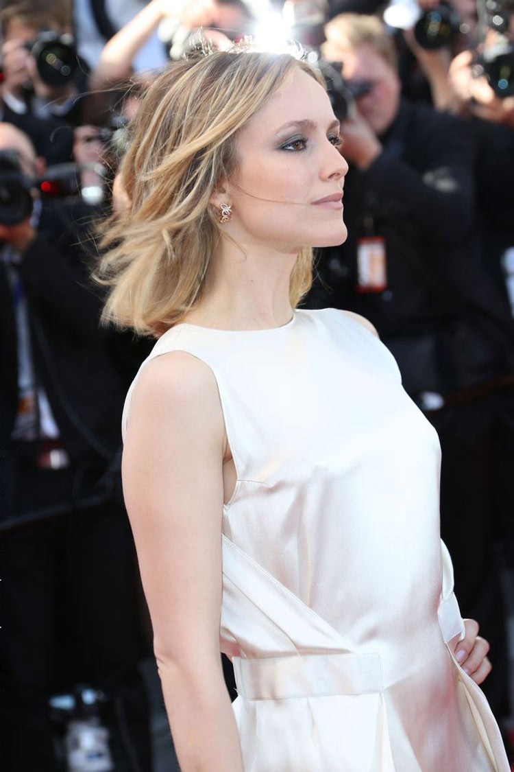 Tatiana Luter at the 2015 Cannes Film Festival
