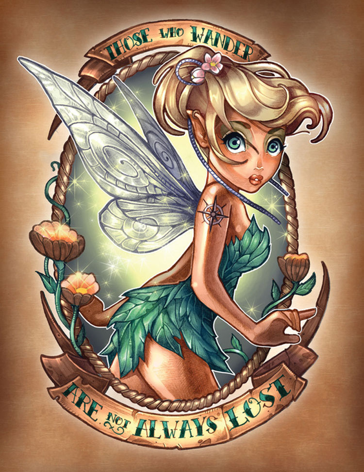 Tinker Bell by Tim Shumate