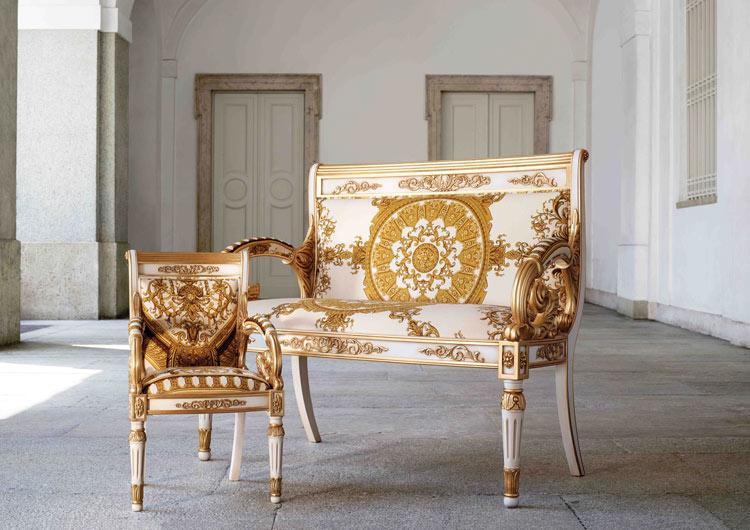NEONSCOPE - Inside Versace\'s Luxury Home