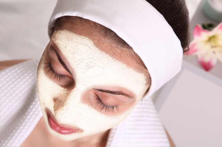 white clay is perfect for all skin types