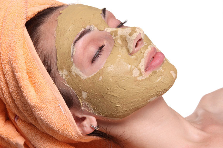 yellow clay is great for oily, mixed and sensitive skin