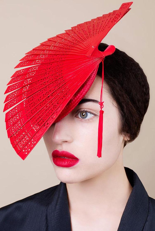 Headpiece by Zara Carpenter