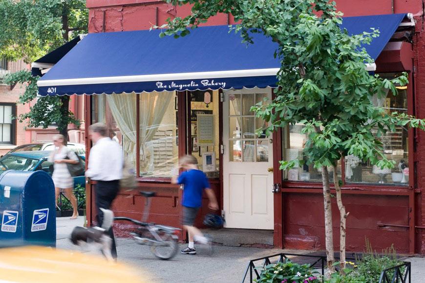 Magnolia Bakery in West Village
