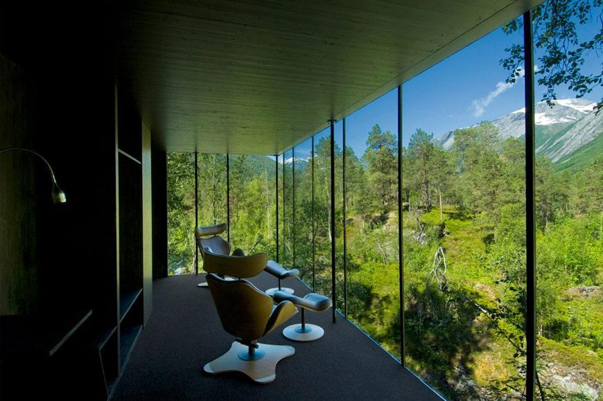 JUVET LANDSCAPE HOTEL, Valldal, Norway
