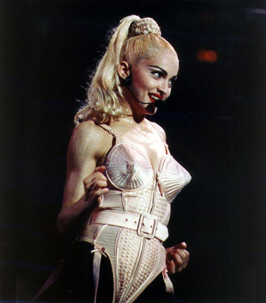 Jean Paul Gaultier Madonna corset