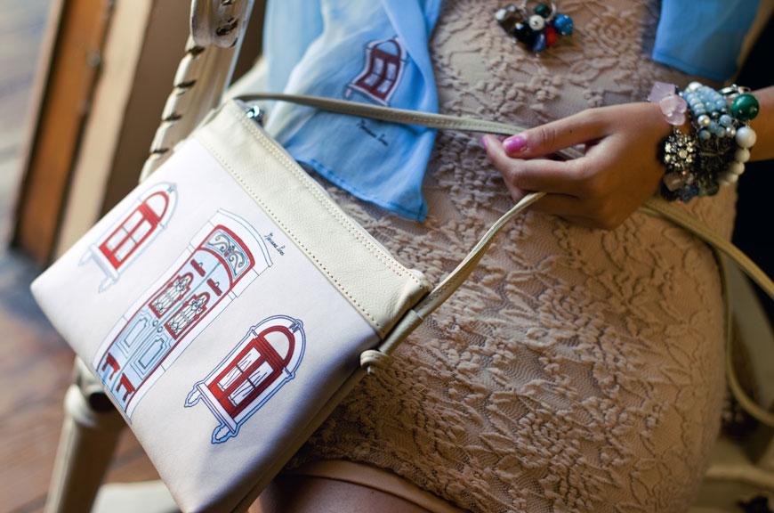 Lipscani shoulder bag