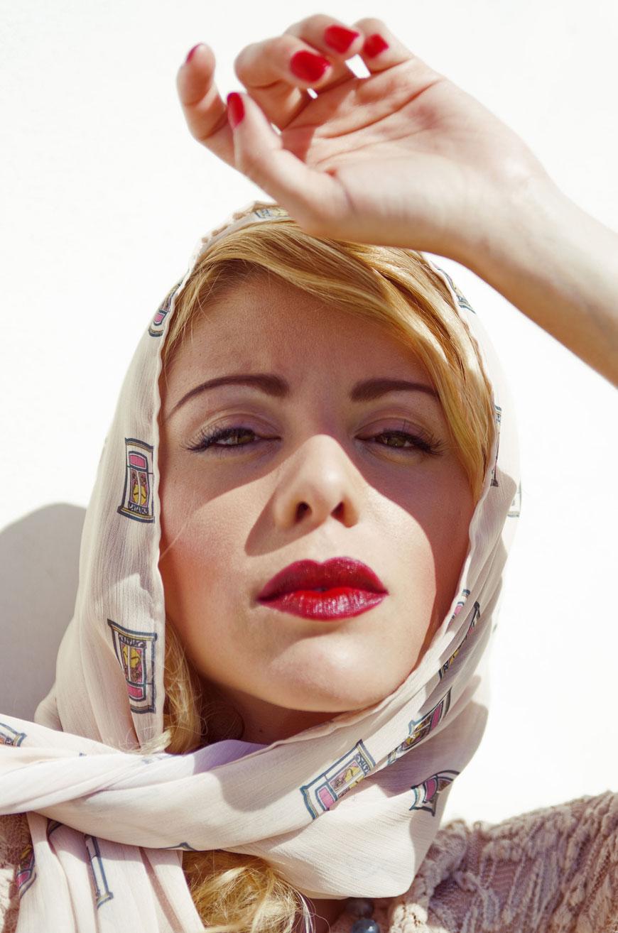 Lipscani scarf