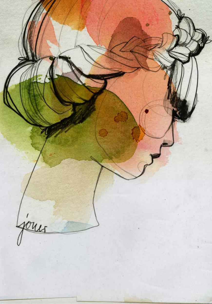 NEONSCOPE - Portrait Dreams by Ekaterina Koroleva