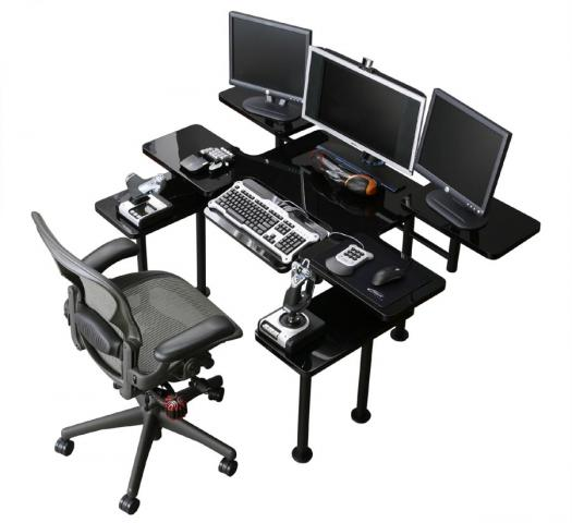 gaming computer desk the best gaming computer desk gamers hangout neowin 11501