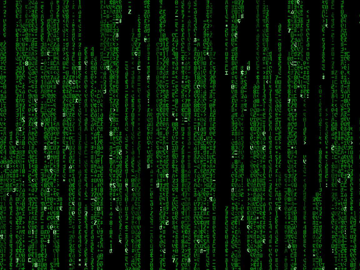 The Matrix Code BackGround/WallPapers - OS Customization ...