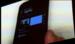 Main screen of Lync Mobile