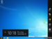 Desktop with Charm Bar
