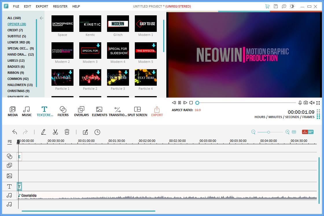 descargar filmora gratis para windows 7