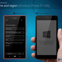 Time and region (WP8.1)