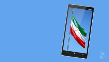 iran-phone