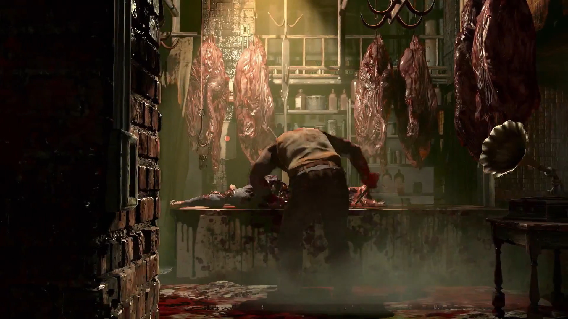 The Evil Within 2 Unveiled By Bethesda