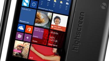 highscreen-windows-phone