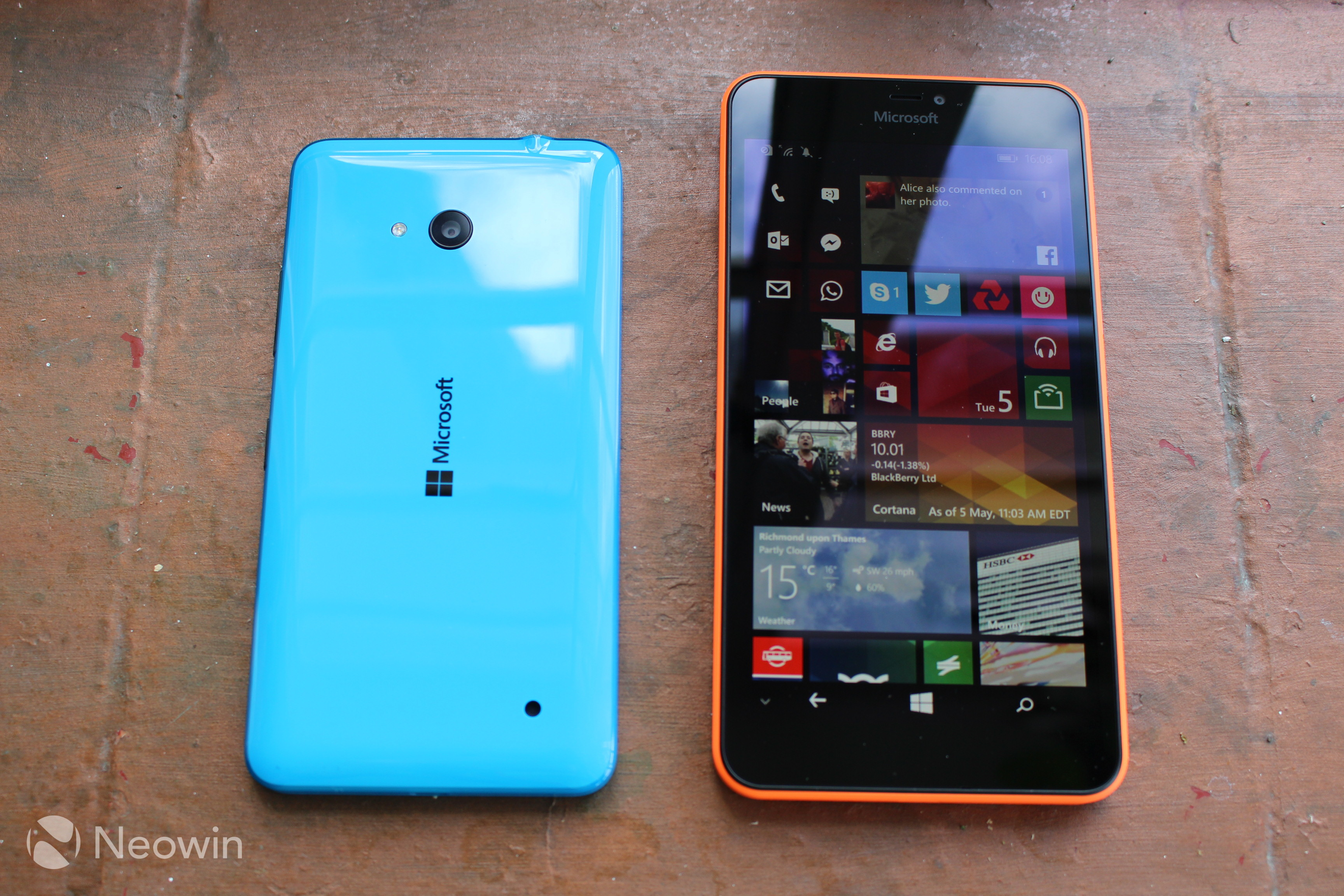 microsoft lumia 640 xl review windows phone goes extra large. Black Bedroom Furniture Sets. Home Design Ideas