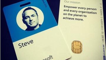 microsoft-employee-badge