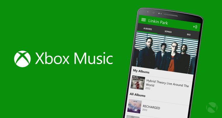 Microsoft updates Xbox Music for iOS and Android with ...