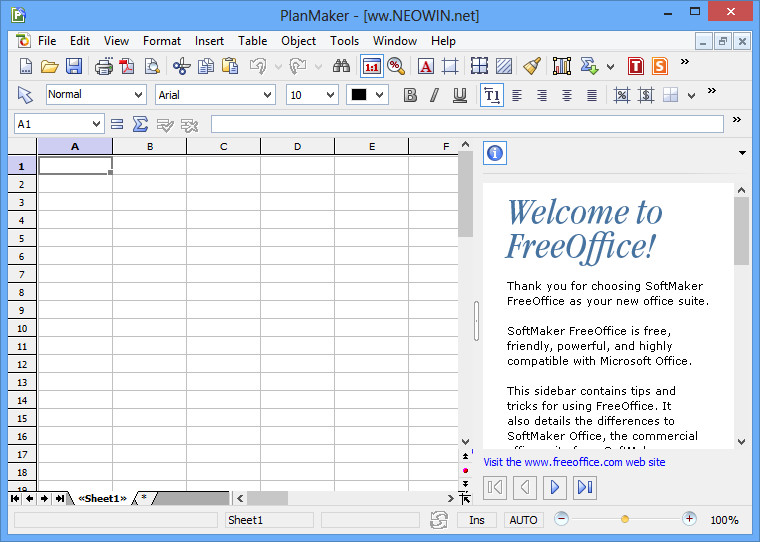 SoftMaker FreeOffice