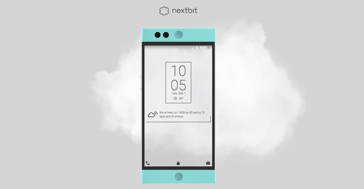 Nextbit Robin users receive Android 7.1.1 Nougat update