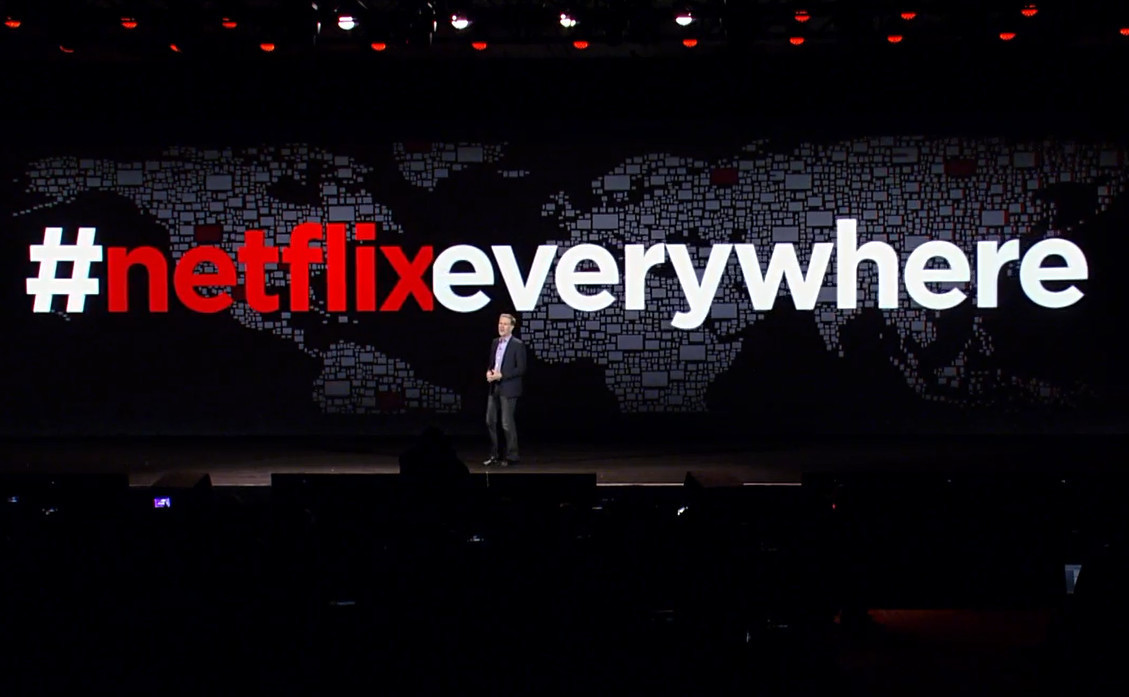 Netflix users on Android can now download movies and TV shows to an