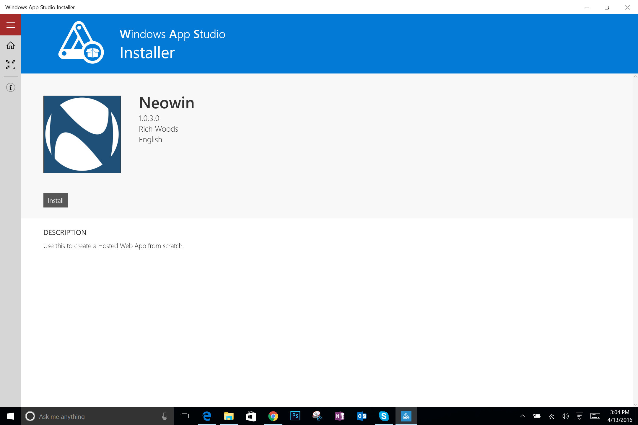 By Photo Congress || Windows 10 Install Store App For All