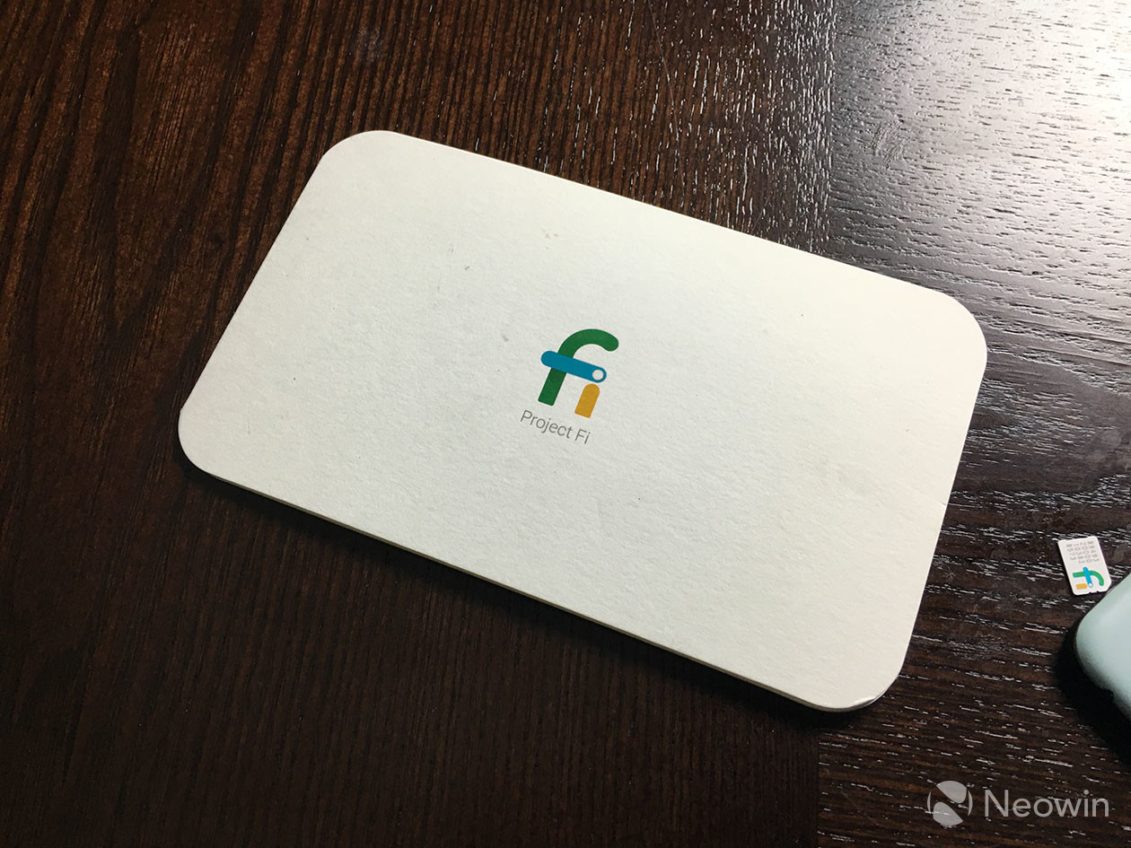 Tip: Using Google's Project Fi with a smartwatch without