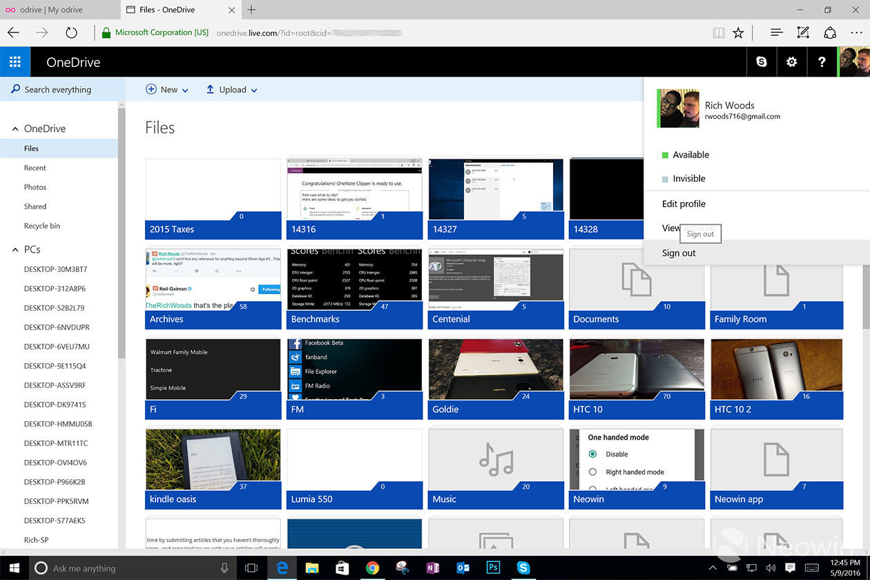 OneDrive storage gets cut for Office 365 users in a month