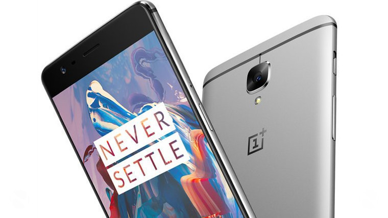OnePlus 3T will be available in India until later this year